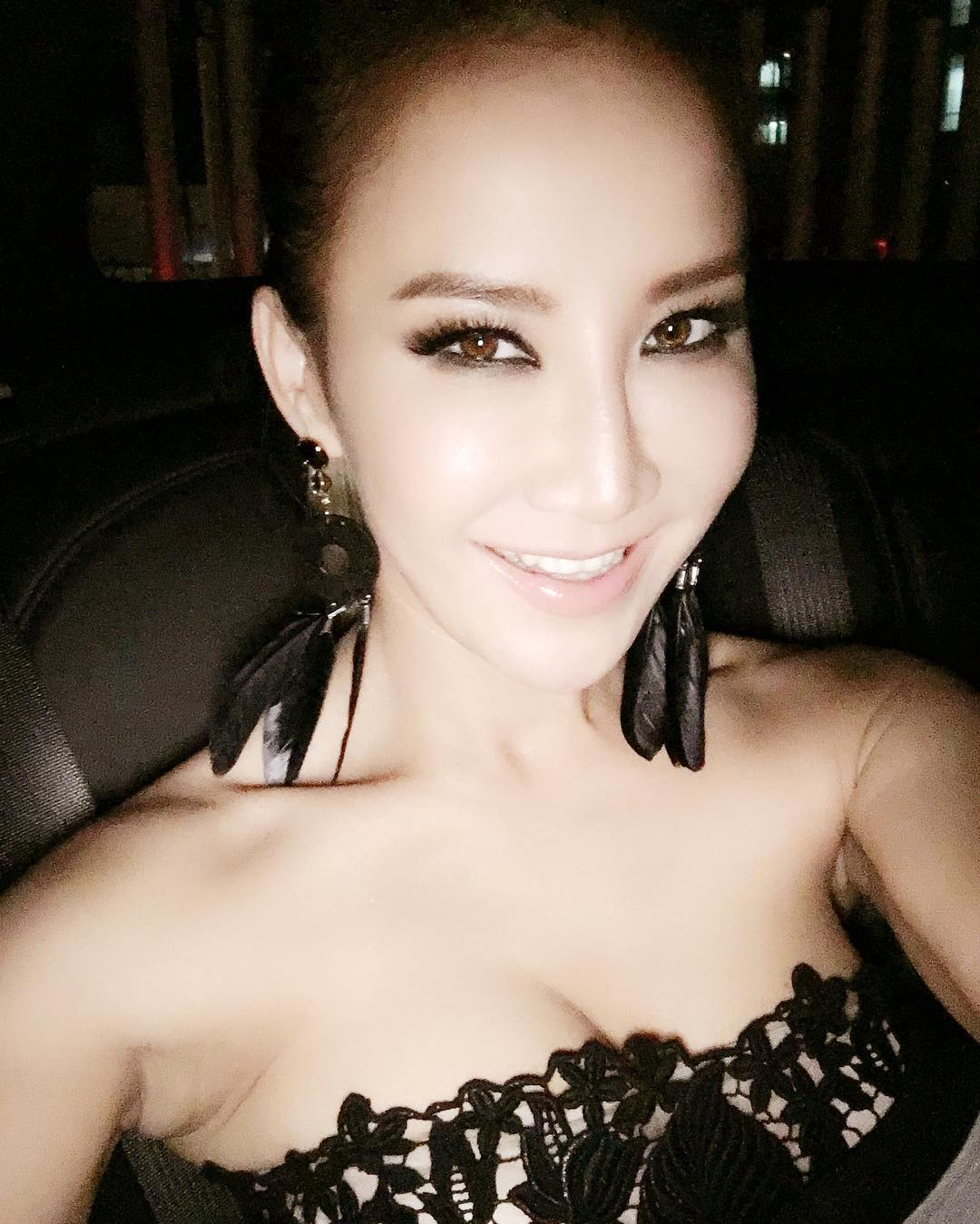 Coco Lee on Party