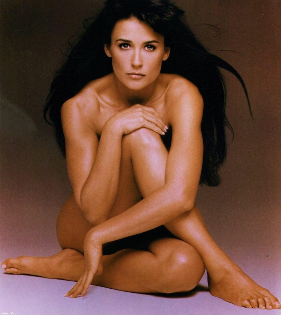 Actress demi moore gets her naked body screwed by massive cocks