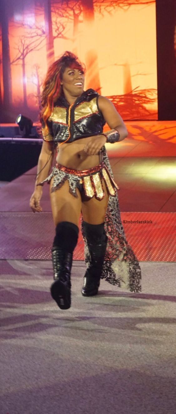 Ember Moon beautiful pictures