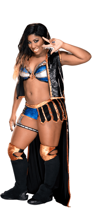 Ember Moon thighs awesome pic