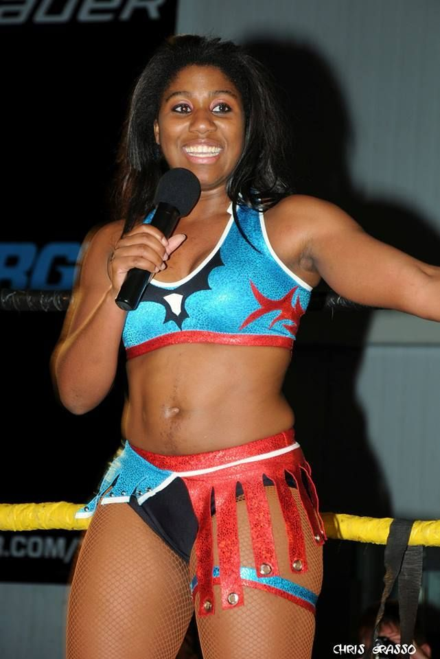 Ember Moon thighs beautiful
