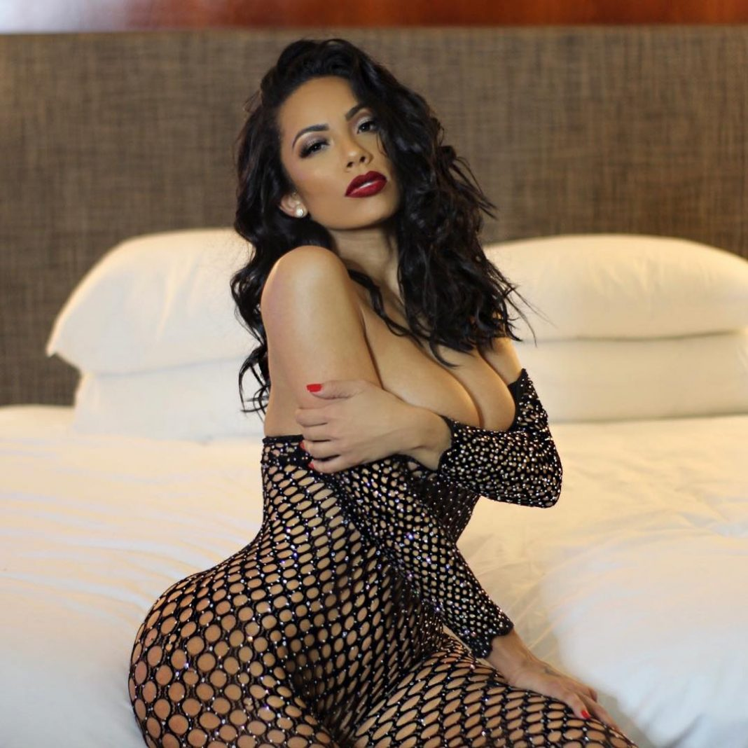 Bow wow erica mena diss each other with nasty sexual insults hollywood life