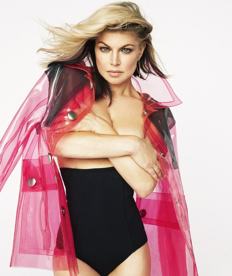 Fergie hot look