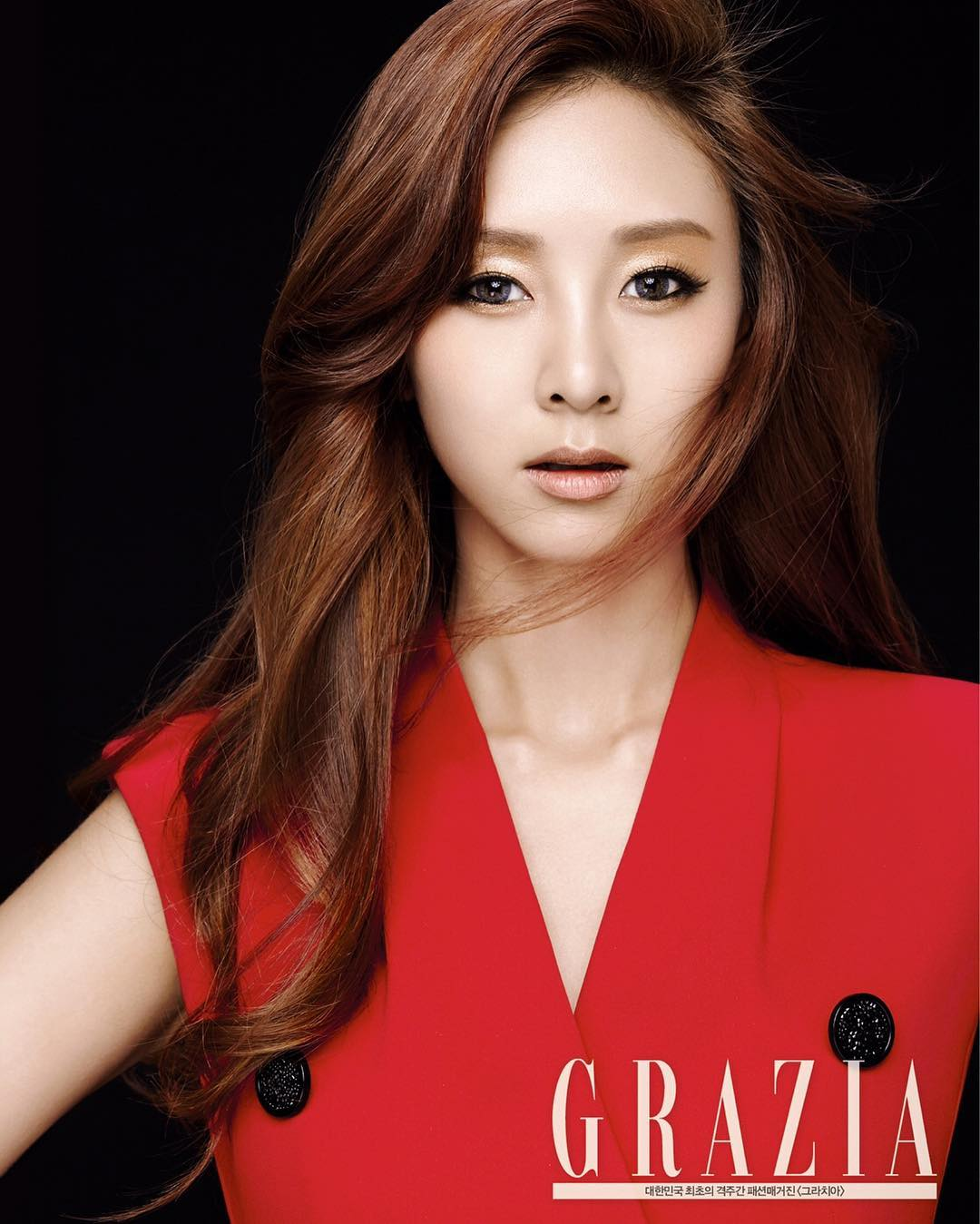 G NA K Hot in Red
