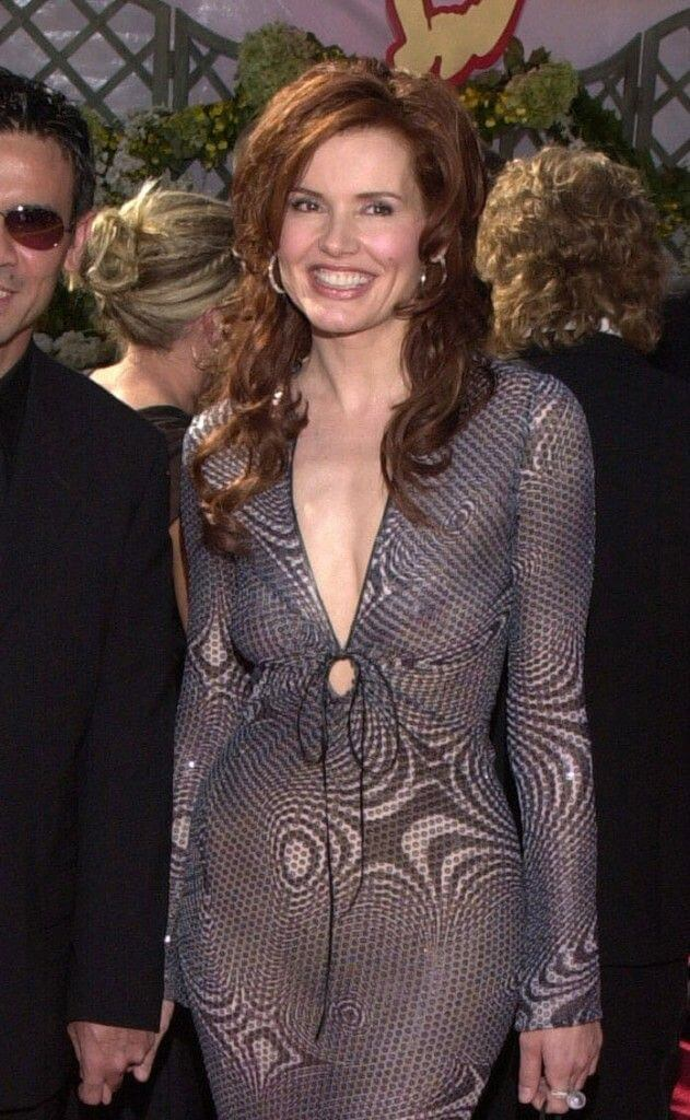 49 Hot Pictures Of Geena Davis Will Make You Stare The Monitor For Hours