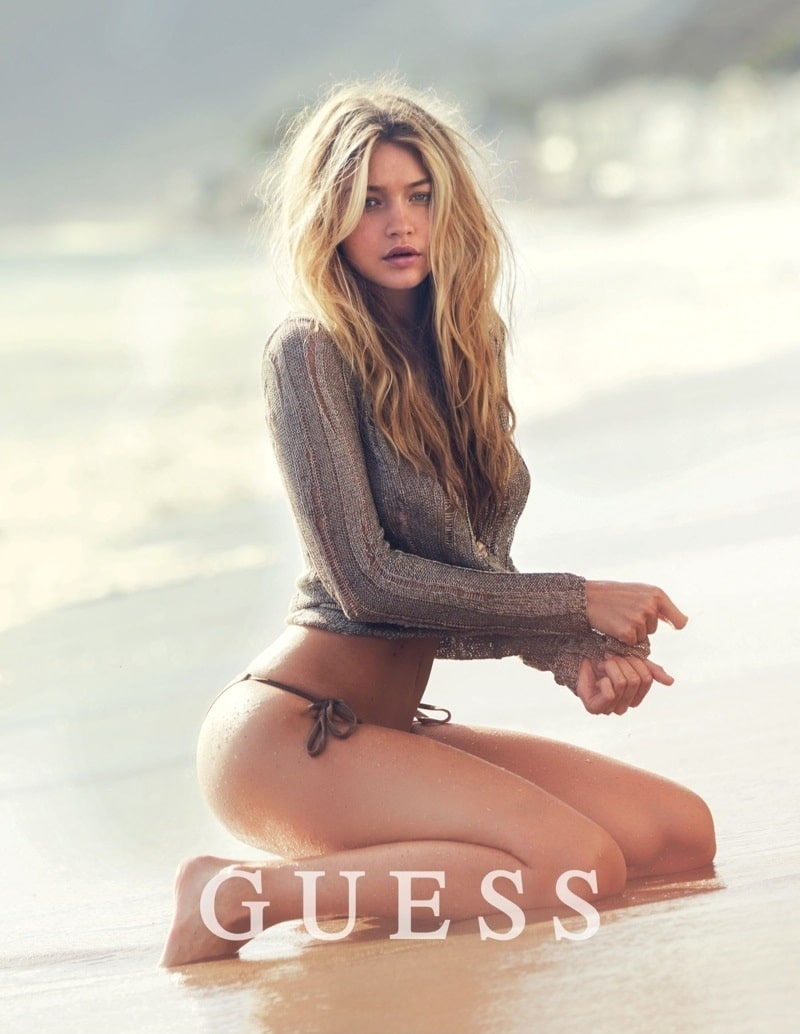 Gigi Hadid thigh hot