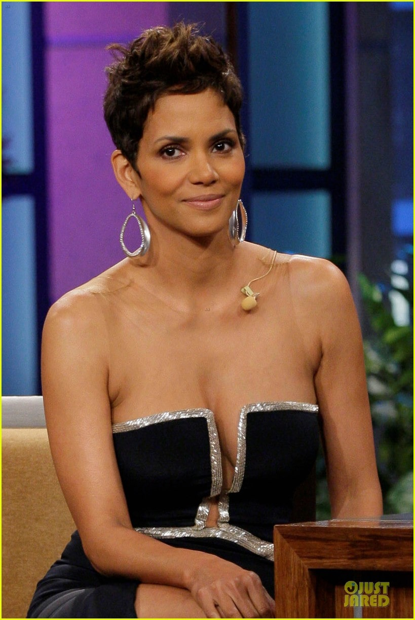 61 Sexy Halle Berry Boobs Pictures Will Bring A Big Grin