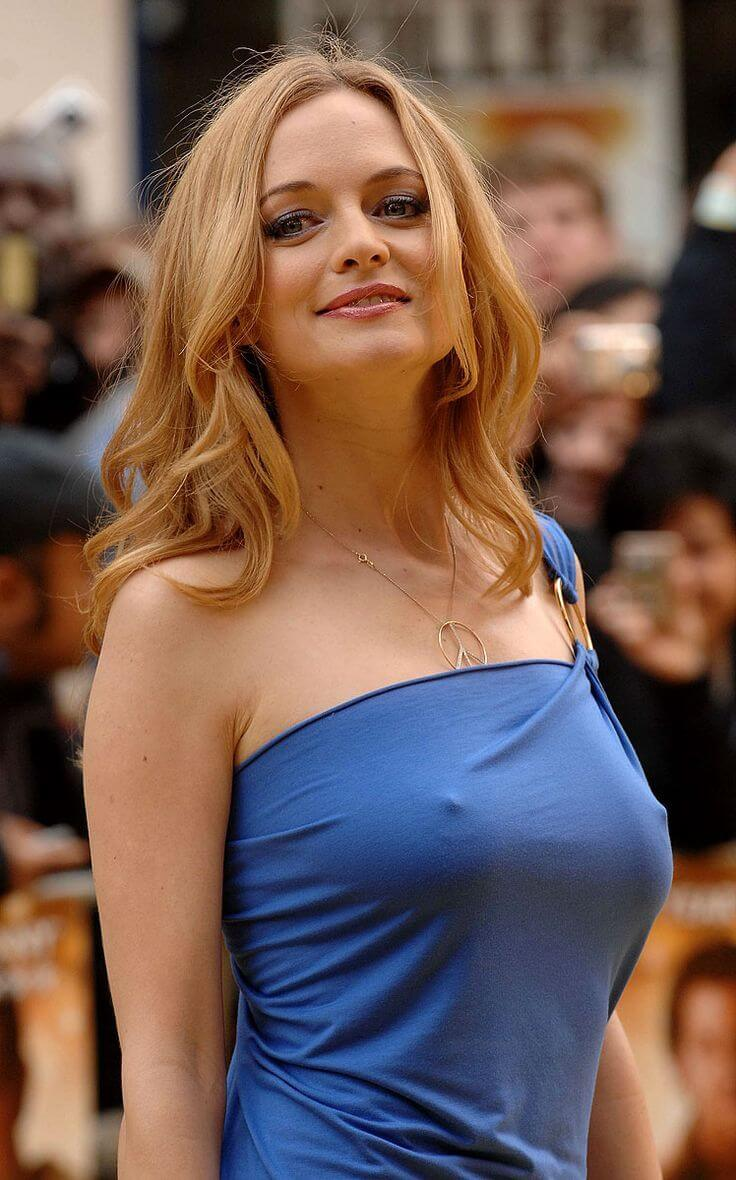 Heather graham boobs