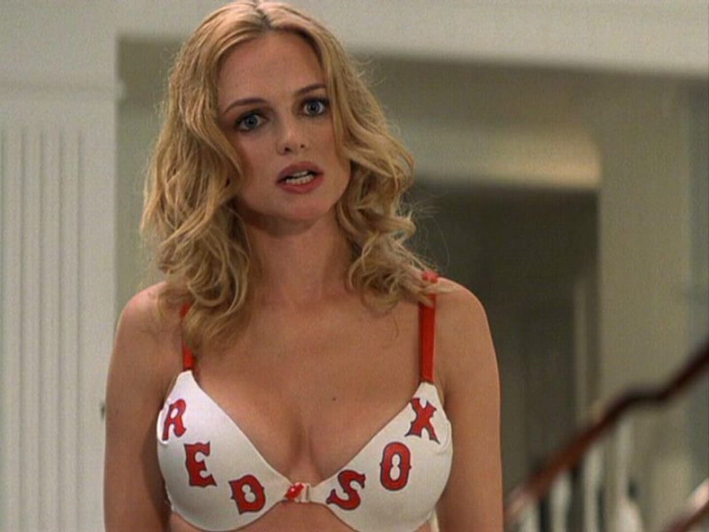 Heather graham topless pics