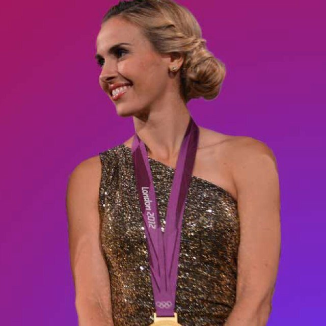 Heather Mitts awesome smile