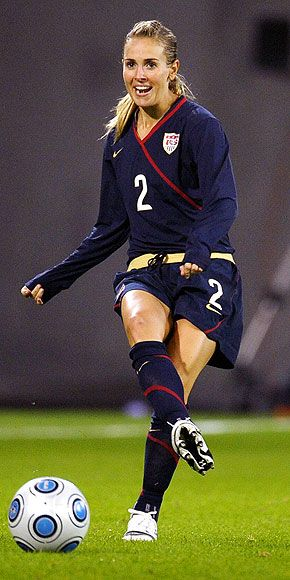 Heather Mitts awesome