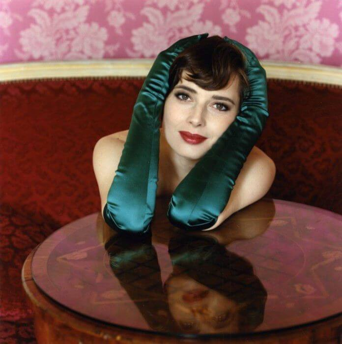 Isabella Rossellini hot photo