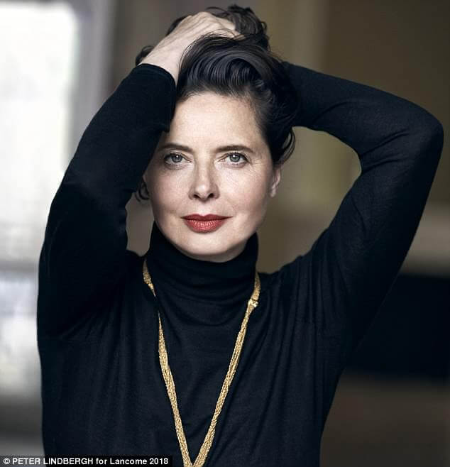 Isabella Rossellini hot picture