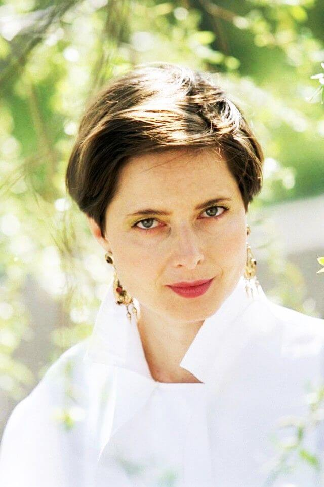 Isabella Rossellini sexy photo
