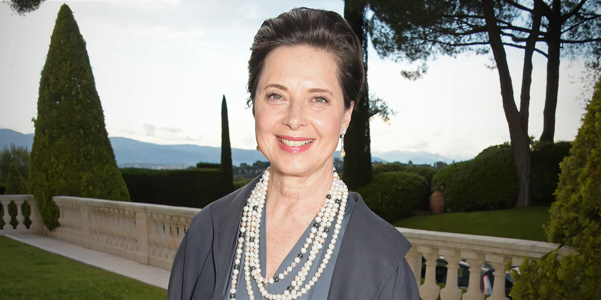 Isabella Rossellini sexy photo (2)