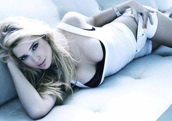 Ivanka Trump sexy and hot picture