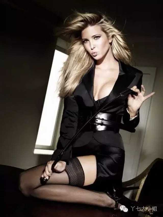 Ivanka Trump sexy lady picture