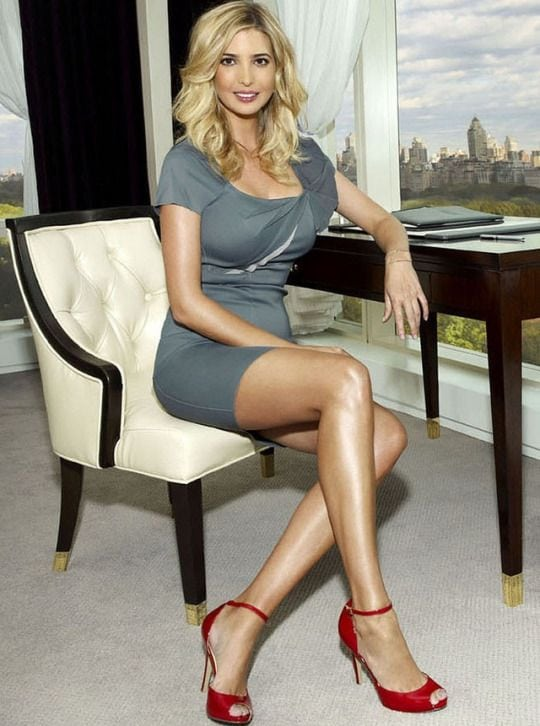 Ivanka Trump very sexy picture