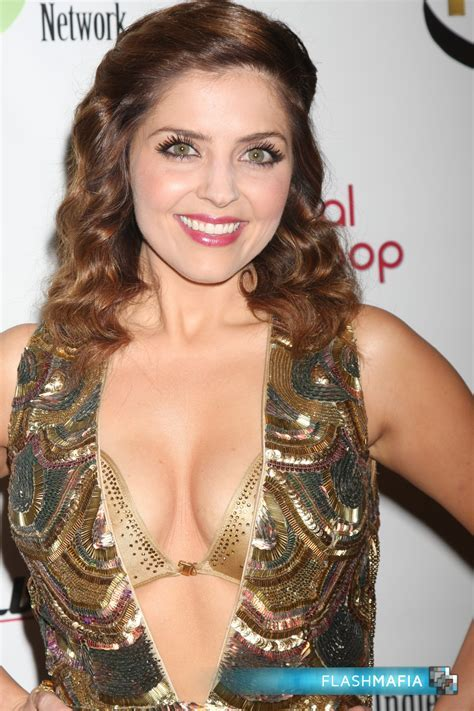 Jen Lilley Sexy Boobs