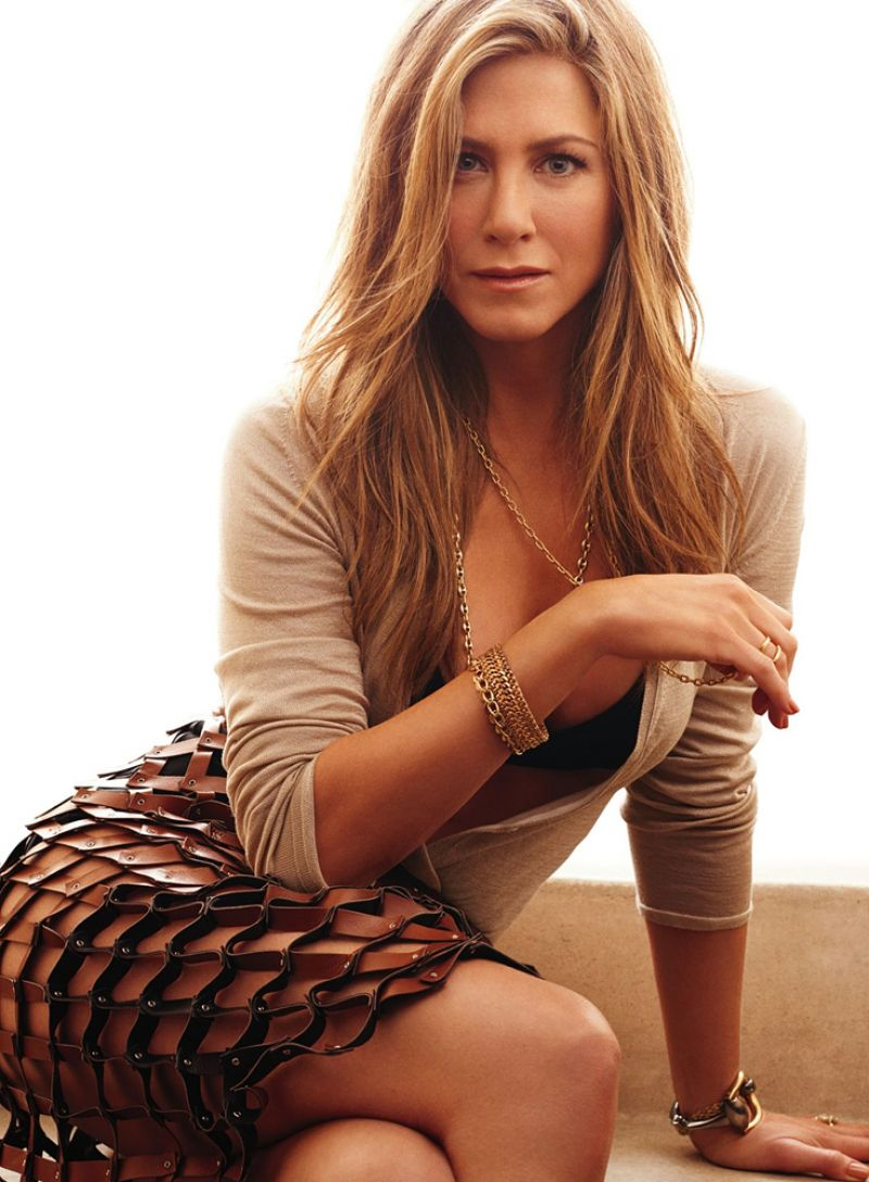 Jennifer Aniston sexy photoas
