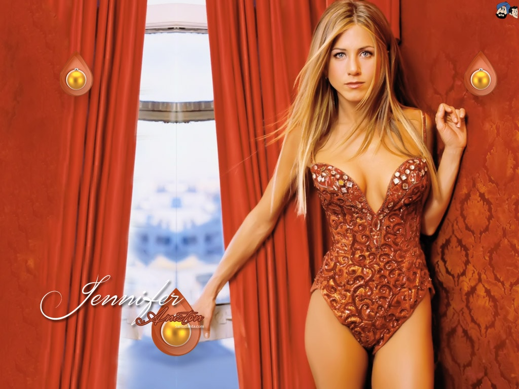 Jennifer Aniston thigh beautiful