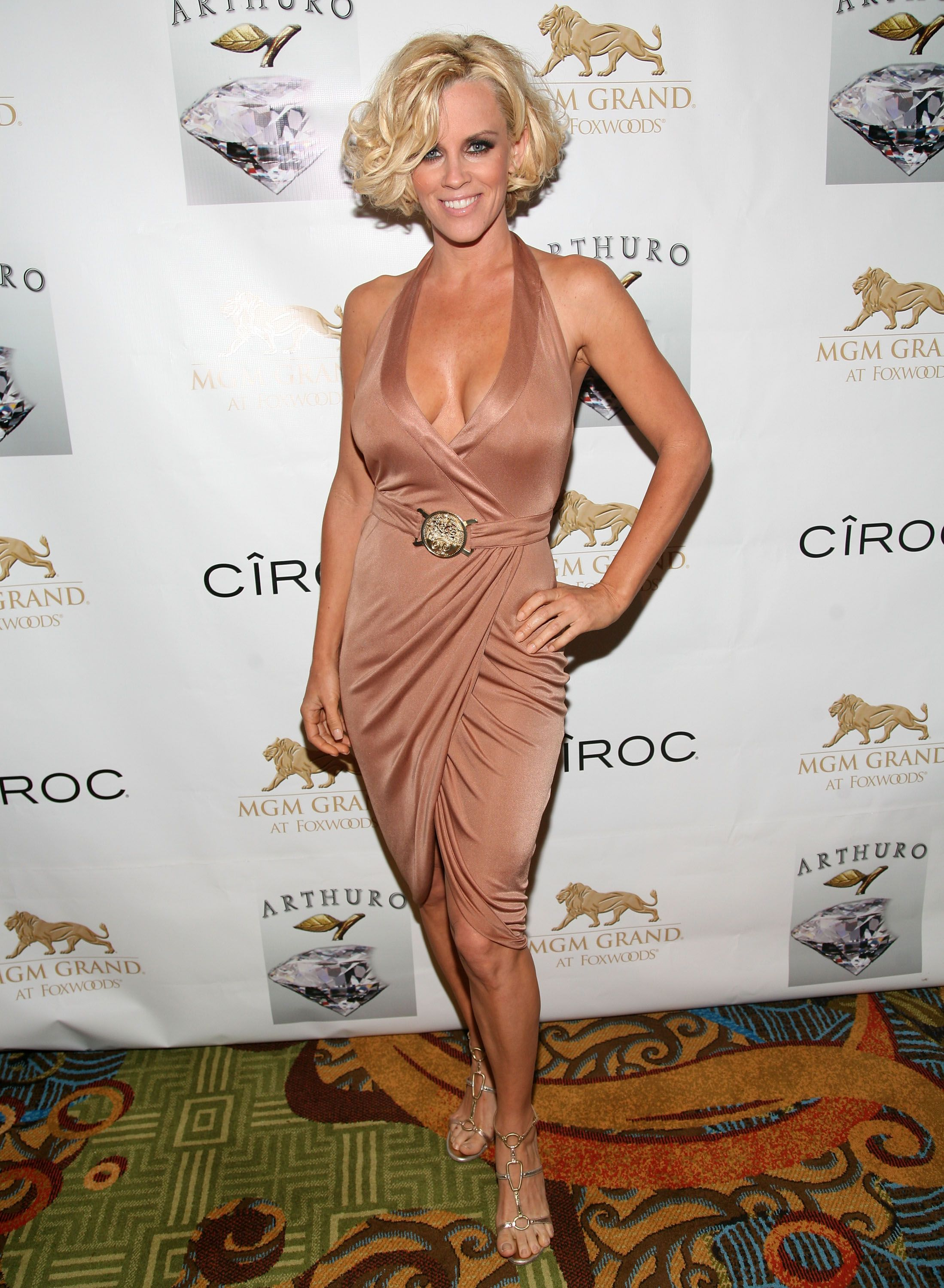 Jenny McCarthy hot cleavage