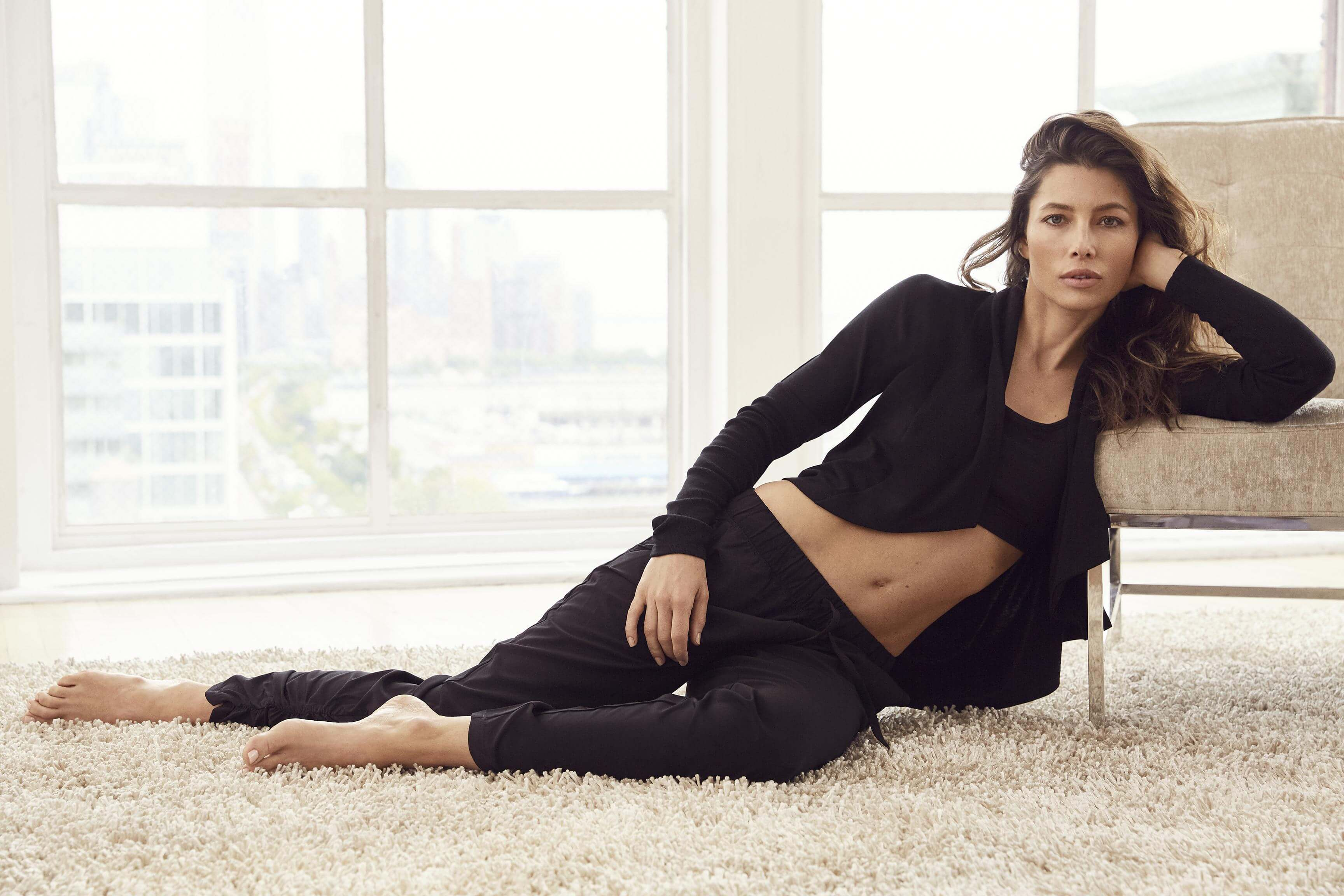 Jessica Biel hot photoshoot