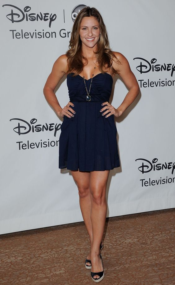 Jill Wagner on Disney Television Shows