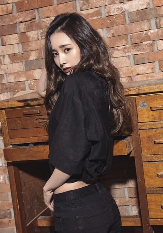 Jiyul – Dal Shabet hot black