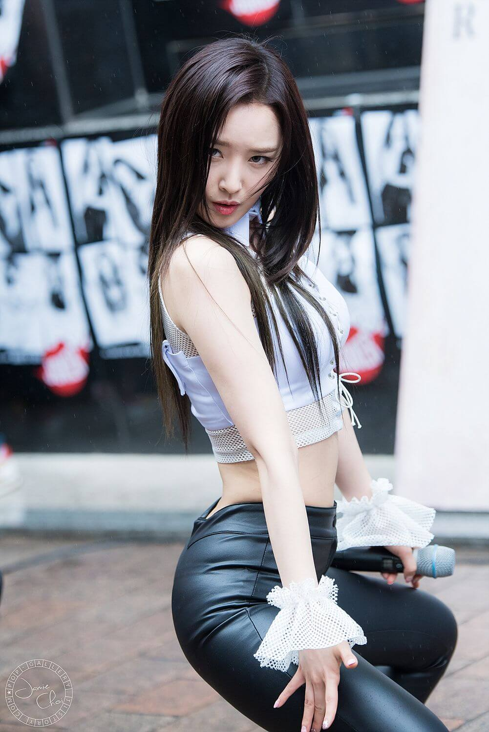 Jiyul – Dal Shabet hot look