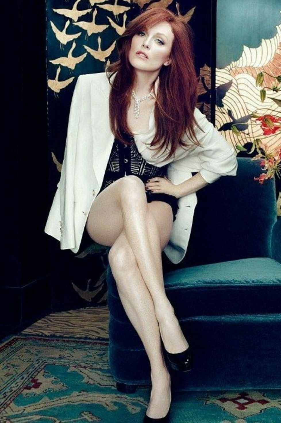 Julianne Moore hot women photo