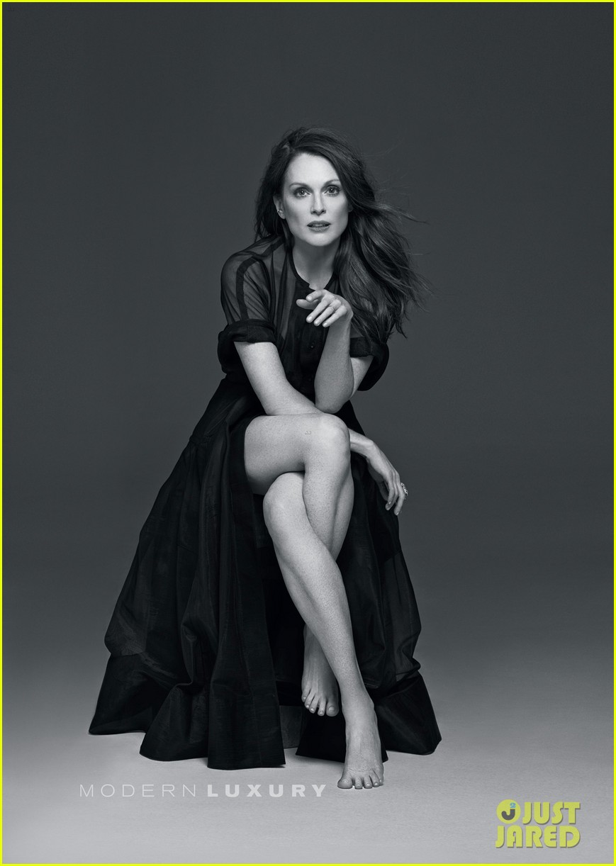 Julianne Moore, Madame Figaro, May 23, 2014