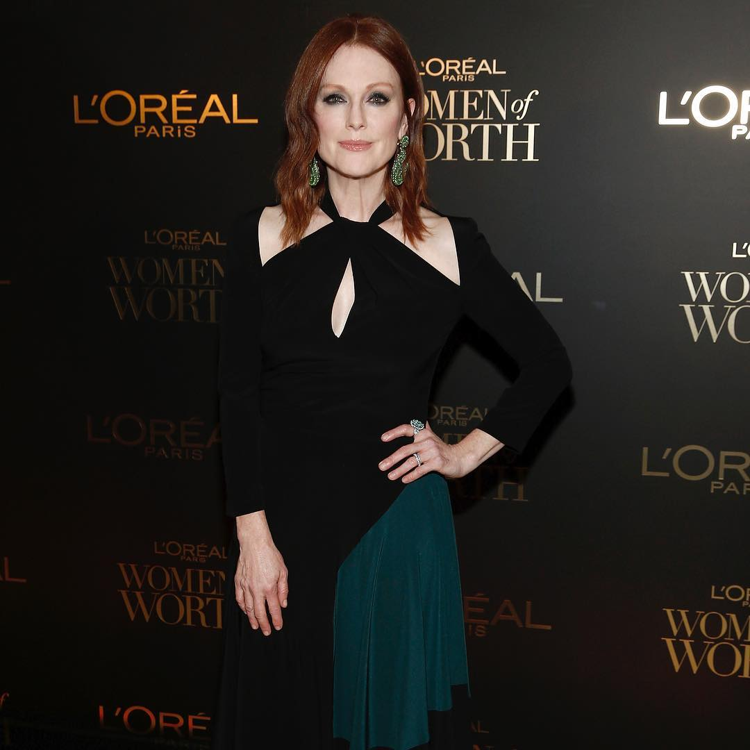 Julianne Moore very hot photo