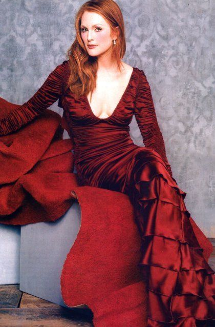 Julianne Moore very sexy