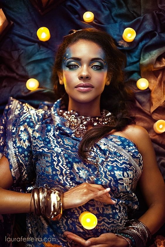 Kandyse McClure Beautifull Dress