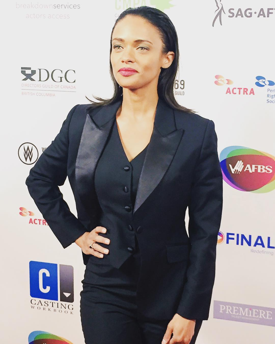 Kandyse McClure on DGC Awards