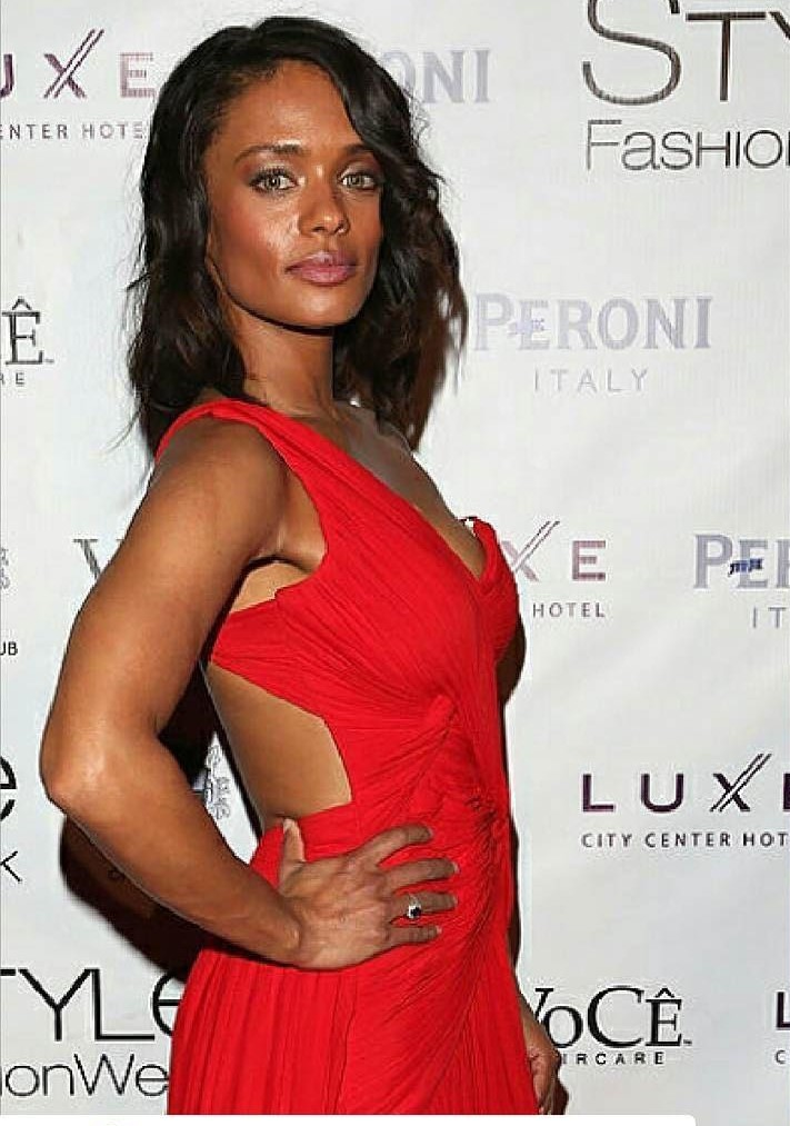 Kandyse McClure on Fashion Awards
