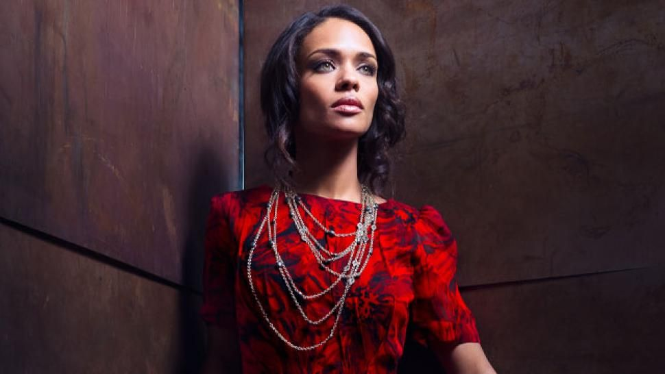 Kandyse McClure on Photoshoot (2)