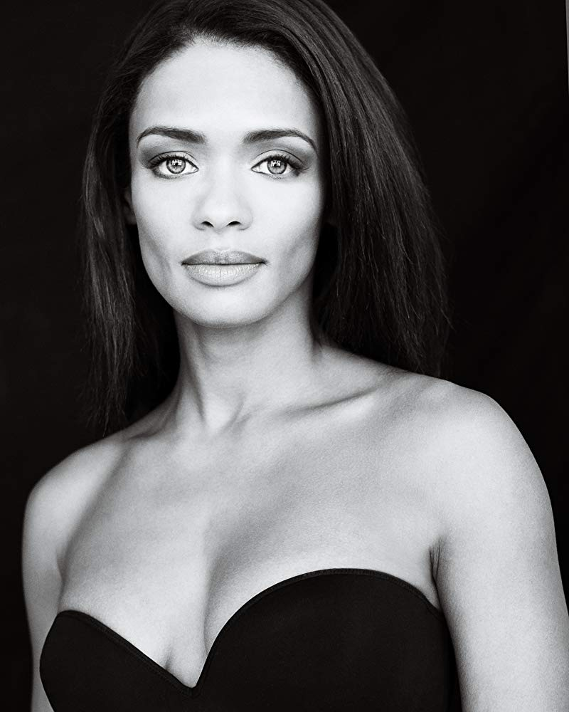 Kandyse McClure on Photoshoot