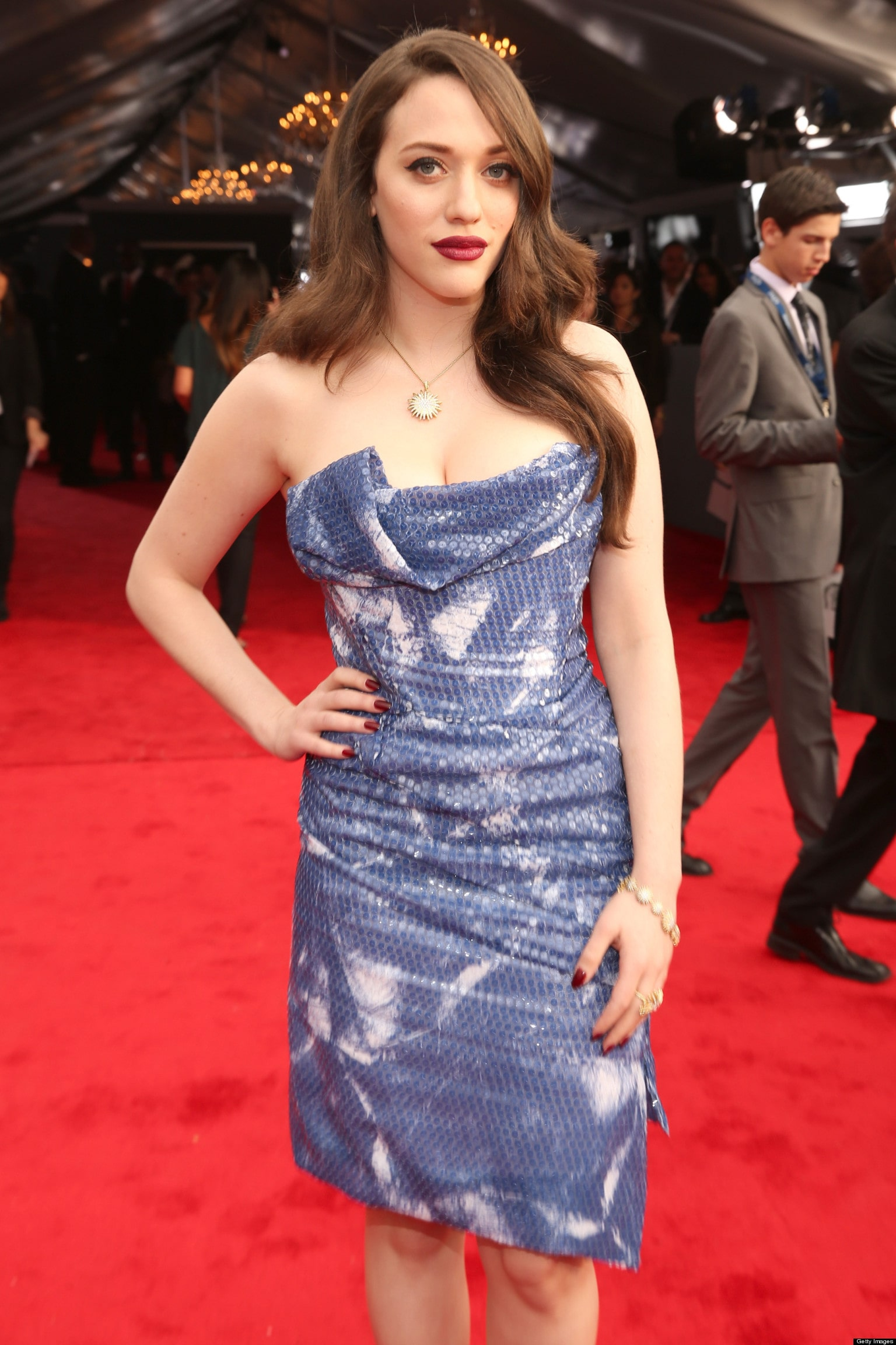 Kat Dennings sexy lady picture
