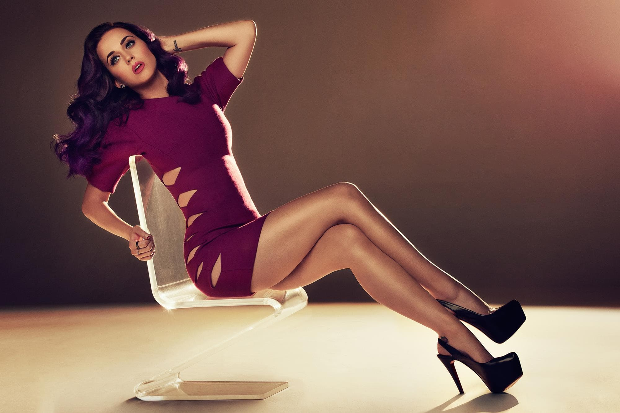 Katy Perry legs beautiful