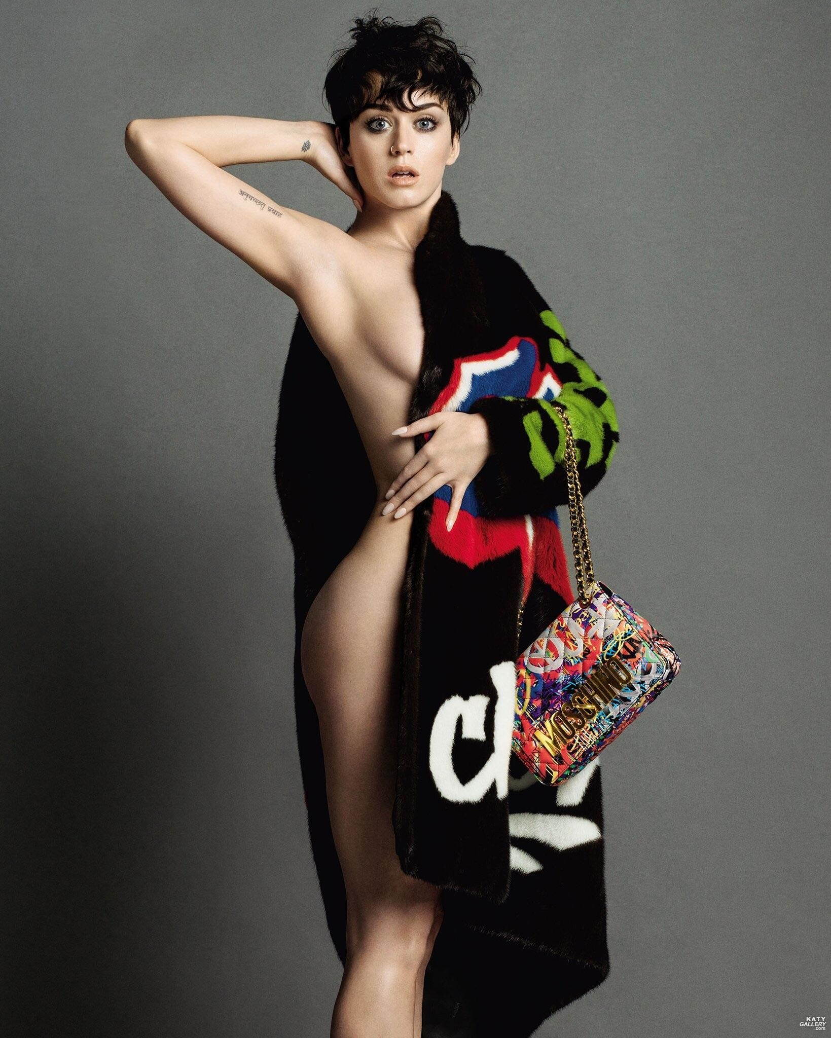 Katy Perry nude sexy