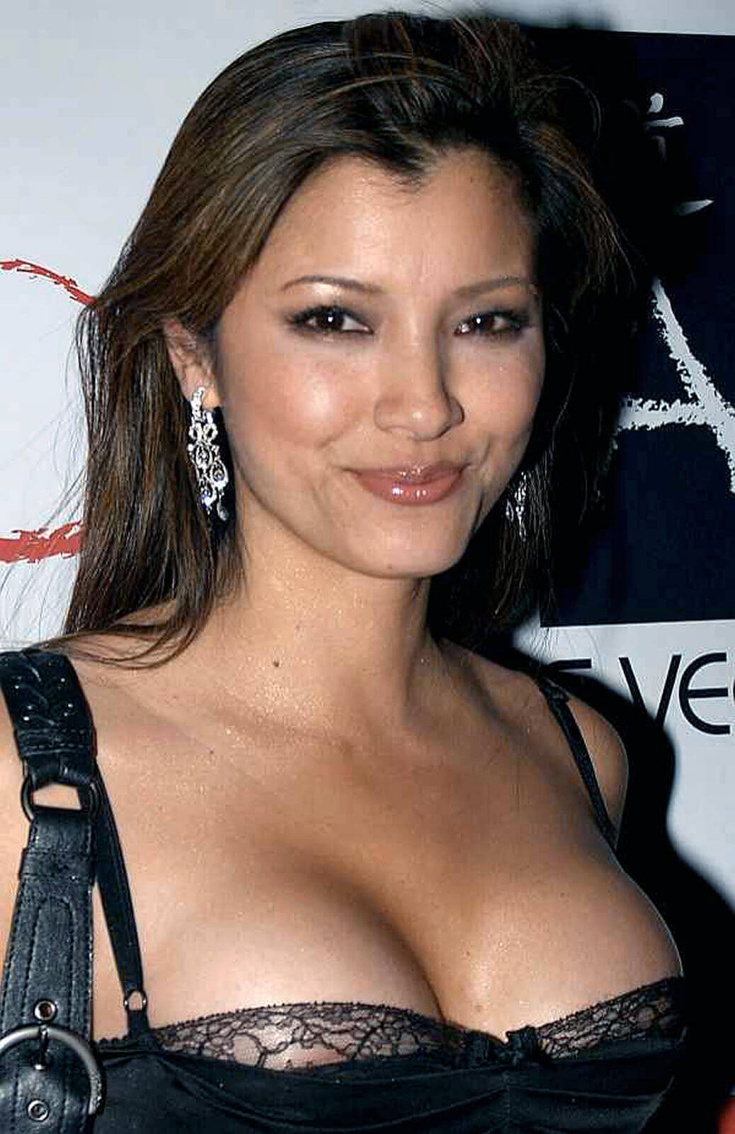 Kelly hu breasts improbable!