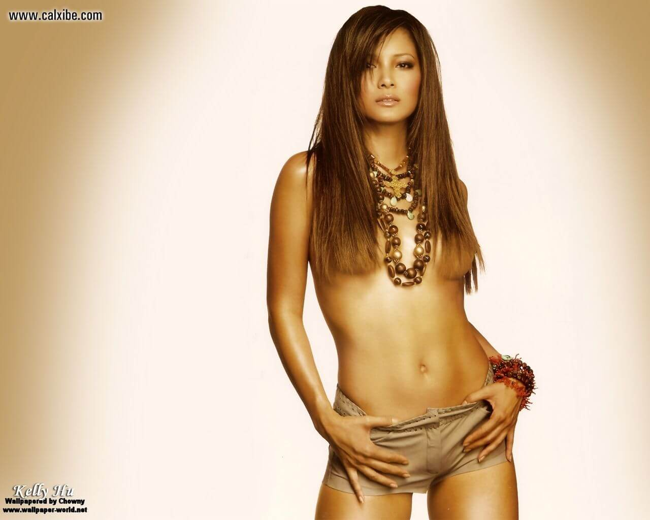 You kelly hu breasts your