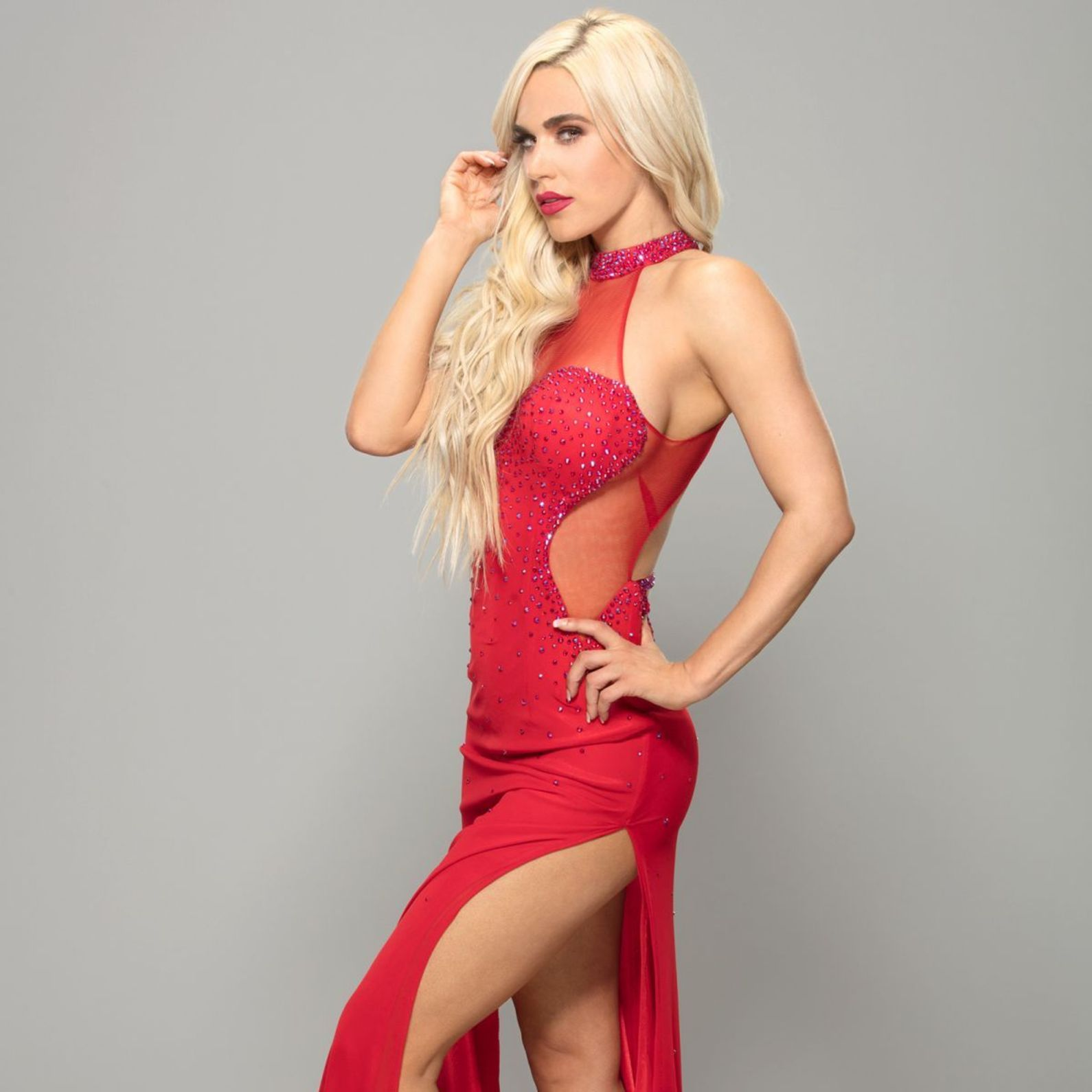 Lana red hot dress