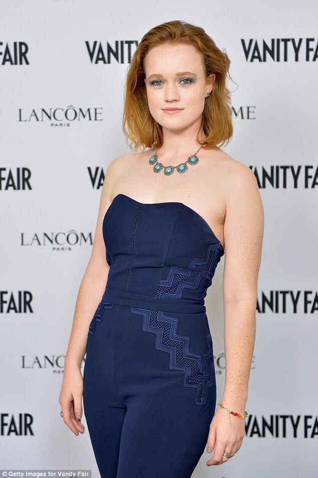 49 Hot Pictures Of Liv Hewson That Are Too Good To Miss
