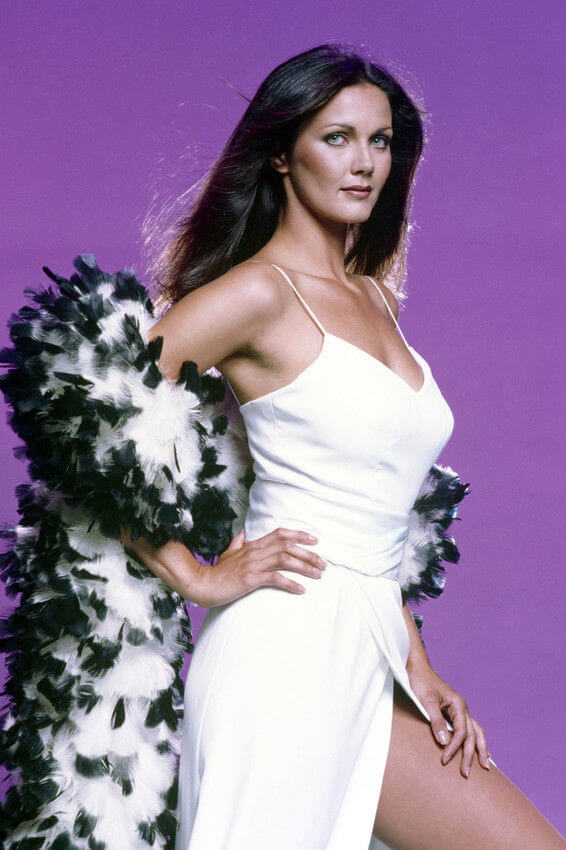 49 Sexy Lynda Carter Boobs Pictures Which Are Sure To Win Your Heart Over