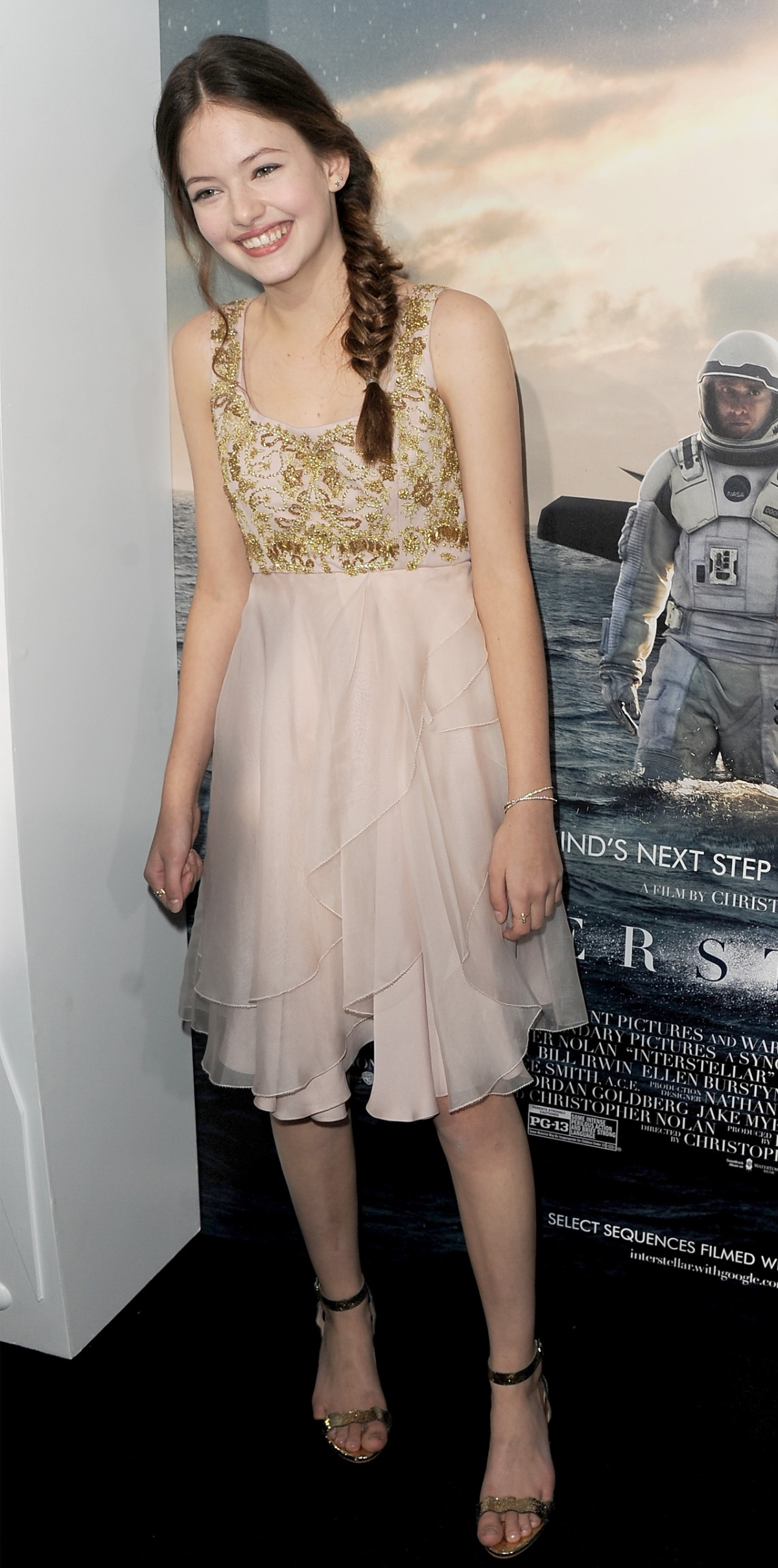 49 Hot Pictures Of Mackenzie Foy Whic Are Mind-Blowing