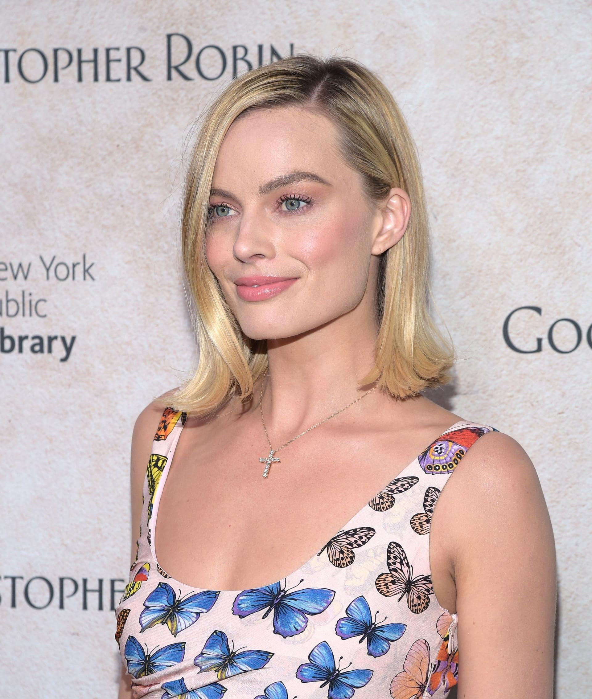 Margot Robbie on Awards