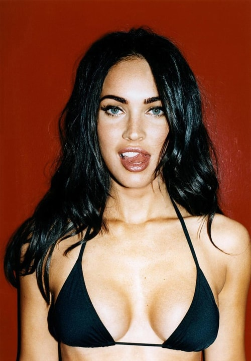 Top megan fox hot sexy nude big boobs photos